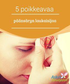 5 poikkeavaa päänsäryn laukaisijaa   Jokainen on kärsinyt #päänsärystä joskus, mutta mikä säryn #aiheuttaa? Usein mieleen nousee #ensimmäiseksi väsymys, stressi, korkea verenpaine ja huono ryhti.  #Mielenkiintoistatietoa