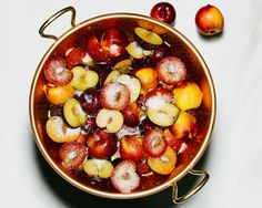 Mauviel's Copper Jam Pan Is the Best Thing to Happen to Homemade Jams   Bon Appetit