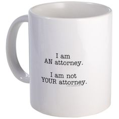 We wouldn't mind getting one of these... 12 Awesomely Funny Gifts for #Lawyers (with Issues!)