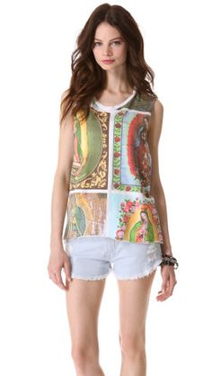 Chaser Printed Tank | SHOPBOP