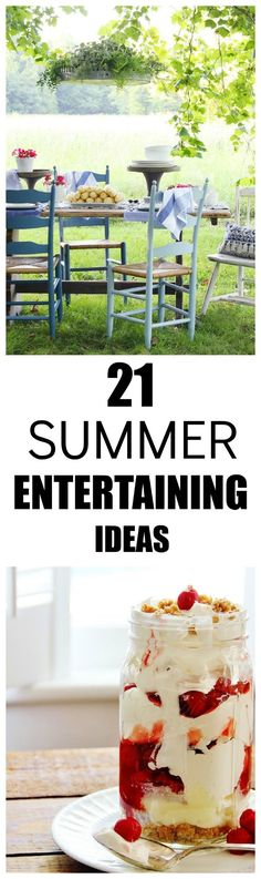 Looking for simple summer entertaining ideas? Here are my favorite recipes, table settings, DIYs, outdoor dining ideas and so much more. Summer recipes. Summer centerpieces. Summer DIY. Summer table settings. Outdoor Table Settings, Outdoor Dining, Outdoor Spaces, Spray Painted Baskets, My Favorite Food, Favorite Recipes, Sweet Tea Recipes, Summer Flower Arrangements, Easy Summer Dinners