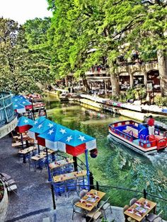 Amazing Snaps: The San Antonio River Walk | See more