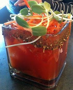 The Mad Caesar from Mad Chef Cafe in Courtenay B.C