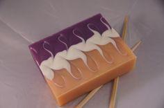 Mantra Swirl #soapcrafting