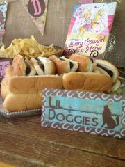 Cowgirl Birthday Party.... Love The Food And Drink Ideas....