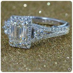Capri Jewelers Arizona ~ www.caprijewelersaz.com Verragio Engagement Rings and Wedding Bands