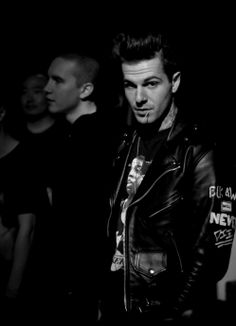 Jesse Rutherford . Big NBHD fan. He is so sexy. My mcm.
