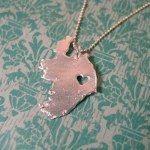 Ireland Necklace - Shops | Uncovet