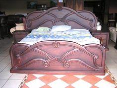 Bedroom Furniture Online, Bed Furniture, Luxury Furniture, Furniture Design, Box Bed Design, Double Bed Designs, Bedroom Closet Design, Wood Sofa, Simple Bed