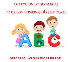 AYUDA PARA MAESTROS: 100 dinámicas y actividades para los primeros días de clase