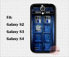 Samsung Case Cover Tardis Doctor Who Galaxy case by HeyYoo Galaxy S3 Cases, Phone Cases Samsung Galaxy, Galaxy S2, Galaxy Note, Tardis Blue, Police Box, Mobile Accessories, Phone Accessories, Christmas Gifts For Kids