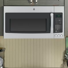 Over The Range Microwave   Stainless Steel
