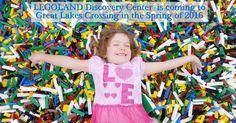 Metro Detroit Mommy: LEGOLAND® DISCOVERY CENTER MICHIGAN Groundbreaking Ceremony - Opens Spring 2016 #LDCMichigan