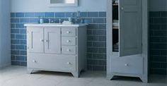 Bildresultat för blått kakel badrum