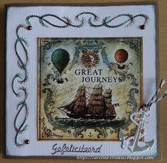 Caroline's Creaties: Great journeys