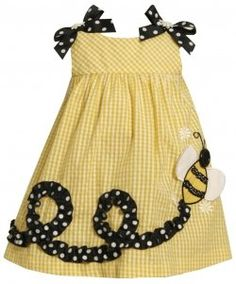 Yellow Toddler Dresses