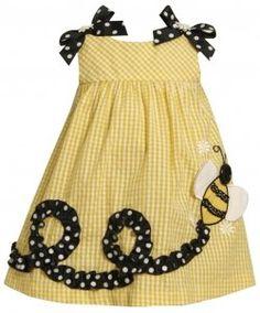 Yellow Toddler Dresses