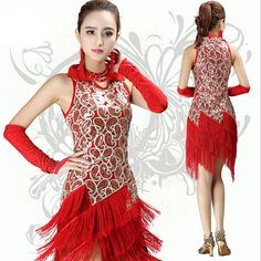 2015 New Arrivals Cheap Latin Dance Costumes Skirt for Women Sexy Latin Ballroom Dress for Sale //Price: $US $21.48 & Up to 18% Cashback on Orders. //     #fashion