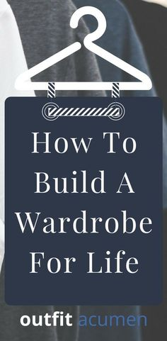 147a2cb39f3e Men s Wardrobe Essentials  Building Blocks Of Any Mans Outfit