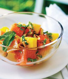 Refreshing and light, this salad is the perfect way to showcase (and savour!) summer produce.