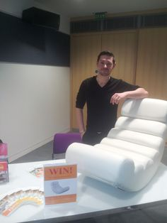 Nick from Nottingham helped out at the Trent University 2013 Art & Degree show! We showcased our designs down there to give some inspiration for the graduates!