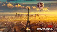 Eiffel Tower LMAM [LET'S MAKE A MOVIE]