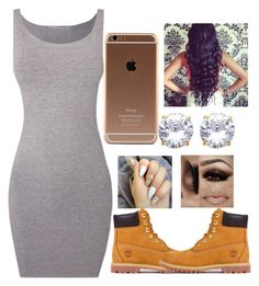 """""""Out An About"""" by qeens ❤ liked on Polyvore featuring Timberland"""
