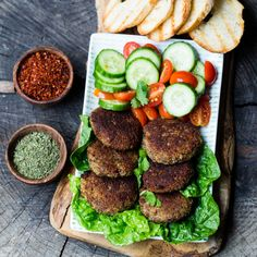 Quinoa Protein Patties: Taste, texture and nutrition powerhouse #vegan patties for those in the mood for a filling, deeply satisfying meal.