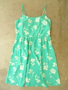 Dancing Daisies Dress, deloom.com, $36