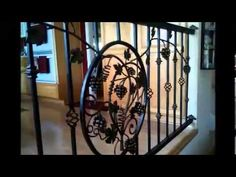 http://www.calirondesign.com/ : We build everything from custom fences and gates with automation and security components, down to small handrails for front porches. We can work in any metal (aluminum, stainless steel, copper, brass), and are happy to create glass railings.