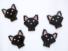 DIY – Fastelavns pynt i hama perler (Frkhansen. Fuse Beads, Perler Beads, Diy For Kids, Crafts For Kids, Diy And Crafts, Arts And Crafts, Kids Dress Up, Bead Crochet, Creative Kids