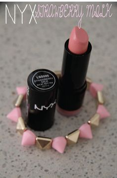 Ive been looking for the perfect pale pink lip color, could you be the one?