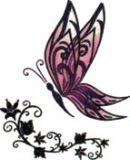 Elegant+Butterfly+Tattoo