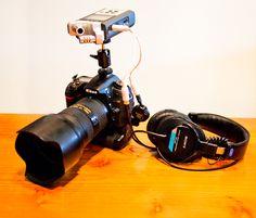 Buying Mics & Hacking Audio for Your DSLR Video Setup
