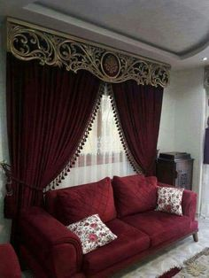 40 Amazing Woodworking Curtains Ideas - Decor Units Curtains And Draperies, Luxury Curtains, Home Curtains, Drapery, Classic Curtains, Elegant Curtains, Modern Curtains, Grey And White Curtains, Curtain Designs For Bedroom