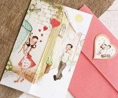Invitatie In asteptare | Invitatii de nunta - Haioase