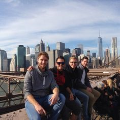 Throwback to our thanksgiving trip to Washington and New York. I can't believe how fast the time went by it's already two years ago but I still remember it like yesterday :) . . #itchyfeet #travellife #wanderlust #newyork #thanksgiving #brooklyn #usa #roadtrip #volkswagen #interns #internship #brooklynbridge #travelporn #picoftheday #backpacking #throwback