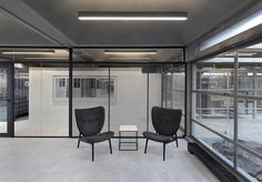 INTERIOR DESIGN BY EX INTERIORS | Informal meeting place | BPD Burgerweeshuis Amsterdam | Informal place to meet up with colleagues |  #officedesign #meetup | Photography: Roos Aldershoff