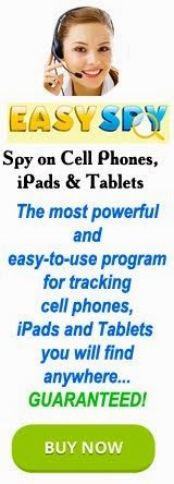 The most powerful and easy-to-use program for tracking cell phones, iPads and Tablets  you will find anywhere...GUARANTEED!