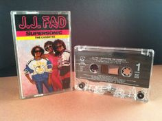 J.J. FAD - supersonic - CASSETTE hiphop