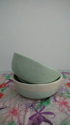 Cuenco cerámica artesanal