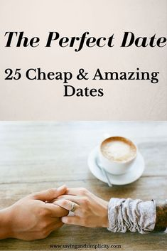 Spending quality time with your partner is important. Plan the perfect date with your partner with these 25 cheap and amazing date ideas.
