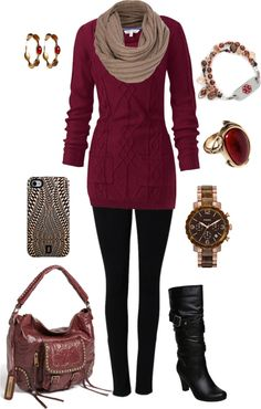 """""""October Ends"""" by jlucke on Polyvore"""