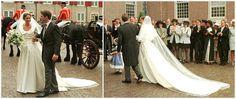 HH Prince Maurits of Orange-Nassau, van Vollenhoven and Marilène van den Broek, May 29 & 30, 1998, Apeldoorn, Netherlands