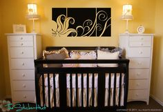 Vinyl Wall Decal Sticker Art With A Butterfly By Wordybirdstudios, $29.95 |  For The Kids | Pinterest | Babies, Nursery And Future