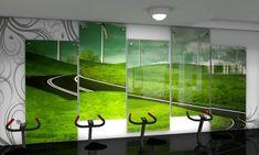 Propuesta decoración Gym