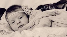 Fan favorite for Isla's Newborn Session!   © 2012 Up Front Studio