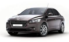 Novo Peugeot 301 revela o sucessor do sedã 207 Passion