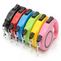 Buy Colorful Retractable Dog Leash Extending at www. Safe Shop, Fashion Colours, Dog Leash, Red Roses, Red And Blue, Fishing, Minimal, Camping, Colorful