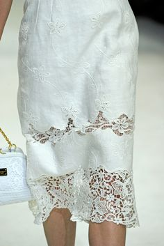 Dolce & Gabbana | Spring 2011 Ready-to-Wear Collection | Style.com